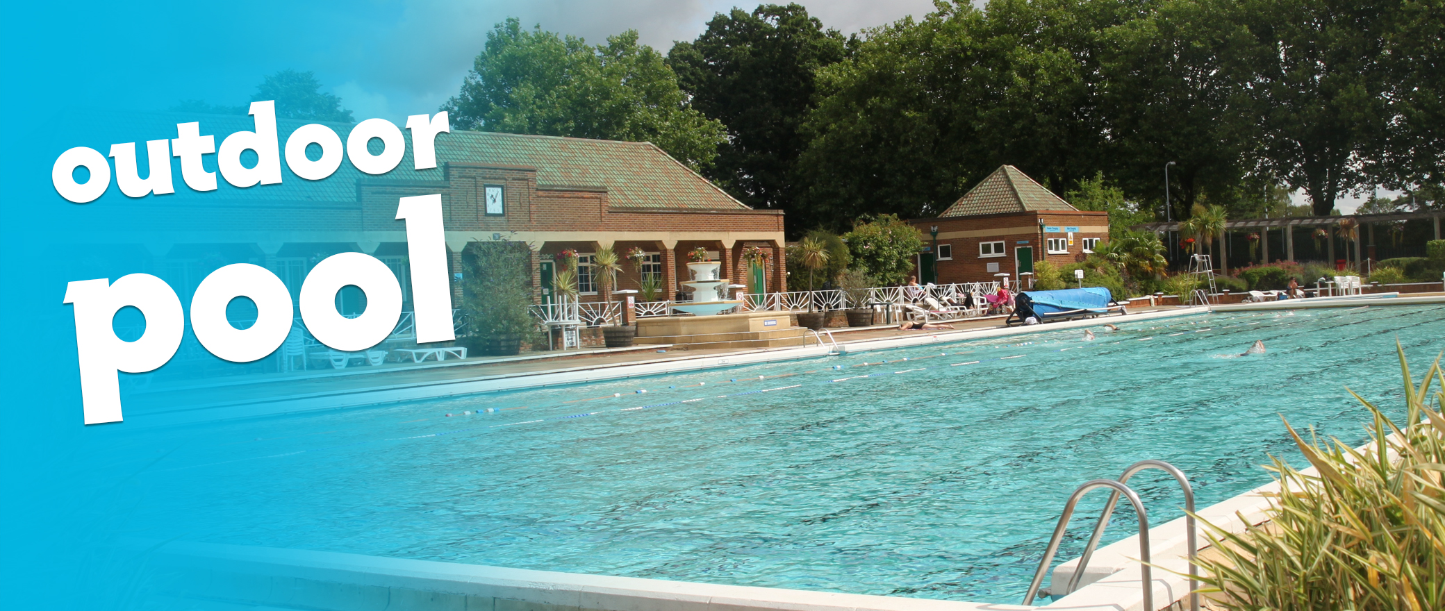 Fitness hitchin for Baby garden pool