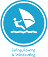 Sailing, Rowing and Windsurfing